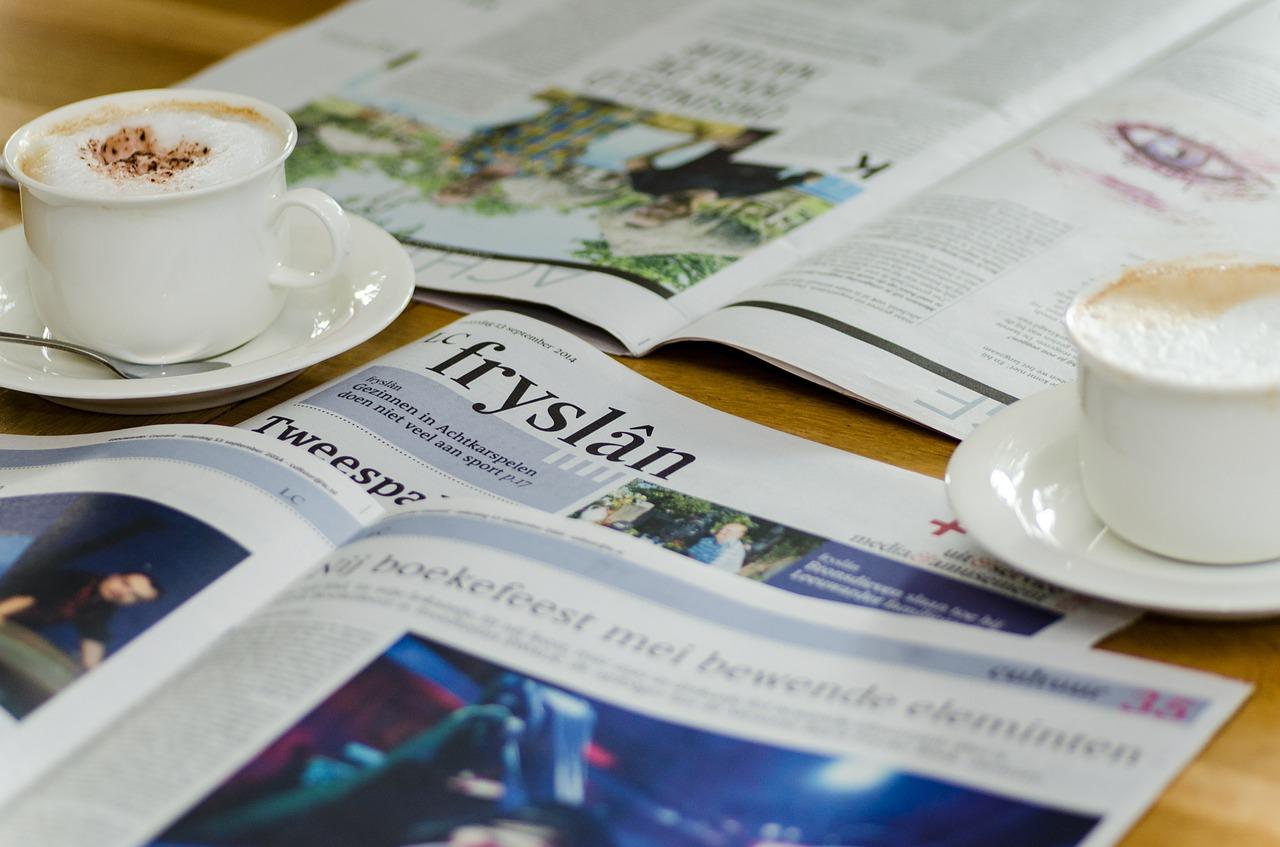 News with Coffee
