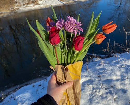 Beschwerdebrief über einen Blumenstrauß B2 Telc